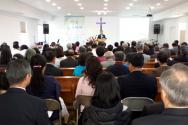 센터빌한인장로교회가 5월 18일 '설립 20주년 기념 임직예배'를 드렸다.