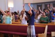 인종적으로 다양화되는 미국교회