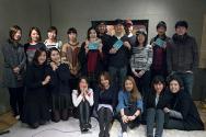 ▲이번 '리얼캐럴프로젝트'에 참여한 가수와 스태프들. ⓒ리얼캐럴프로젝트 제공