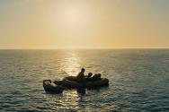 루이 잠페리니는 47일 동안 태평양을 표류했다. ⓒ영화사 제공