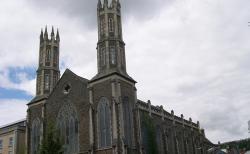 이슬람 재단에 팔린 영국교회. 한때 1,500여명이 예배를 드렸고 화려한 내부를 자랑한다. ⓒFIM국제선교회 제공