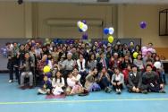 새누리교회, 올해 첫 새가족 축제 열어