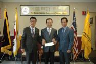 한국학교 부채상환을 위한 기부가 이어지고 있다.