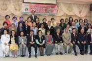 과거 미주크리스찬문인협회(회장 정지윤 목사)의 창립 33주년 기념 행사 및 크리스찬문학상 시상식이 열렸던 모습.